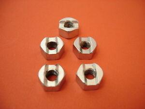 NUT SET CLUTCH HUB 5 STUD 10 SPRING HARLEY PAN SHOVEL 41-84 FL FX FXE FXS FXR