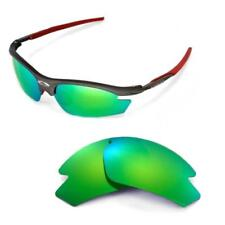 Walleva Polarized Emerald Replacement Lenses For Rudy Project Rydon Sunglasses