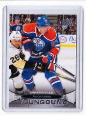 11-12 2011-12 Upper Deck #215 Anton Lander Young Guns Rookie Card  Edmonton