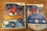 Nintendo Wii game Boogie + instructions Tested