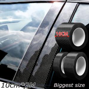 3M Car Rear Boot Bumper Sill Body Guard Protector Rubber Plate Trim Strip Cover