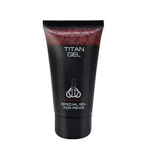 Titan Gel Enlarge Oils Permanent Thickening Growth Increase Big Dick Liquid Men