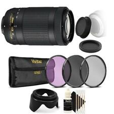 Nikon AF-P DX NIKKOR 70-300mm f/4.5-6.3G ED VR Lens with Ultimate Accessory Kit