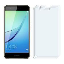 2 ANTERIORI Chiaro Huawei Nova protezione per schermo LCD PELLICOLA FOIL