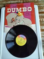 PLAY GRADE VG+  WALT DISNEY 'S DUMBO SOUNDS GREAT 1204