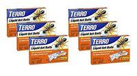 Terro T300-3 Ant Killer Liquid Ant Baits (6 Pack)