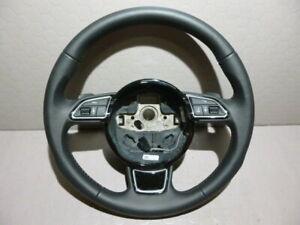 Audi A5 8T Leder Lenkrad Schaltwippen Multifunktion steering wheel 8K0419091BN