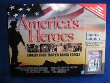 AMERICAN HEROES 2011-P 9/11 Silver Medal WHITMAN ScrapBook. PCGS PR70DCAM.  #36