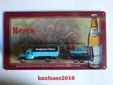 Magirus Bier- & Brauerei Minitrucks für Sammler