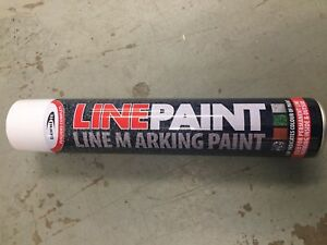 LINE MARKING PAINT 750ML WHITE