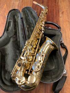 Pre Owned SELMER,Paris MARK VII ALTO Sax - Nr. 251986 - Repadded PERFECT