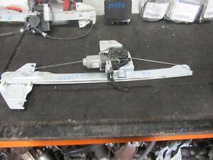CITROEN BERLINGO RIGHT FRONT WINDOW REG/MOTOR B9C, POWER, 03/09-12/18 09 10 11 1