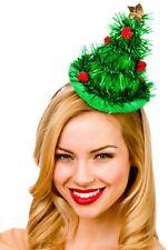 Christmas Tree Hat Star Novelty Fun Adult Xmas Fancy Dress Headband 99p Auction