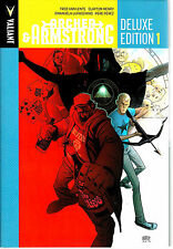 Archer & Armstrong Deluxe Edition #1 Signed & Numbered #85/100 Valiant Publ.