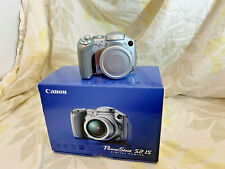 Canon PowerShot S2 IS Digital Point And Shoot Camera 5.0MP IN BOX Works