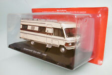 IXO / Hachette - Camping-Car HYMERMOBIL TYPE 650 1965 Neuf 1/43