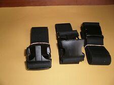 "2"" Wide Elastic Adjustable Belt With Heavy Duty Plastic Buckle ..."