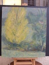 TABLEAU de G. NARDEAU _ L' arbre jaune *