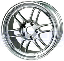 "Enkei RPF1 Wheels 17x9"", 45mm, 5x114.3 Silver Rims 3797906545 *Sold Individually"