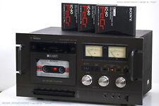 TECHNICS RS-7500 US Vintage ELCASET Cassetten Maschine!! Serviced +1J.Garantie!!