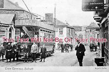 CO 275 - Tram Terminus, Redruth, Cornwall c1908 - 6x4 Photo