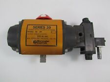Worchester Controls Series 39 Model 10 Double Acting Pneumatic Actuator Used