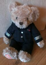 Easy Jet  Collectable Gulliver Bear in  Pilot Outfit - NEW