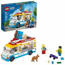 LEGO City Ice-Cream Truck 60253, Cool Building Set for Kids, New 2020