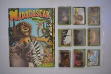 Panini Madagaskar Sticker Album 2005/ Leeralbum + alle 204 Sticker lose komplett