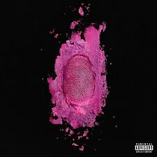 NICKI MINAJ - THE PINKPRINT  CD NEU