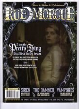 WoW! Rue Morgue #172 I Am The Pretty Thing That Lives In The House! Siren!