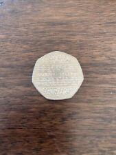 Benjamin britten 50p coin 2013 rare Circulated 100% Positive Ebayer Freepost