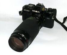 Minolta X-700 MPS SLR Foto-Kamera Gehäuse mit Tokina Objektiv * 14014