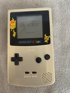Nintendo Gameboy Colour Pokemon Console Reshell.