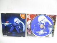 THE KING OF FIGHTERS 2001 KOF Dreamcast Sega Japan dc
