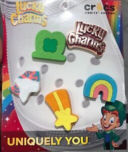 Lucky Charms Crocs Jibbitz