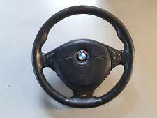 BMW 5er 2001 E39 525d Original BMW M Lenkrad Multifunktion 22291159