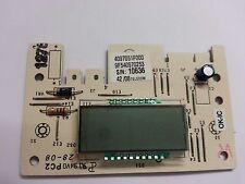C00097426  CARTE AFFICHAGE LCD SCHOLTES