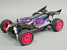 TAMIYA 1/10 RC Brushless BUGGY MS 4WD TT-02B + LIPO + 2.4GHZ  -RTR-
