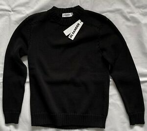 Jil Sander Baumwolle Sweater Gr 46 Made in Italy