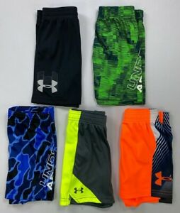 Toddler Boy's Under Armour Polyester Athletic Shorts Size 2T
