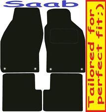 Saab 9-3 a medida Alfombrillas De Coche ** ** Calidad De Lujo 2002 2001 2000 1999 1998
