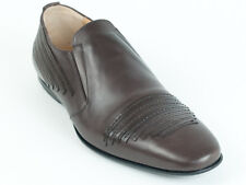 New  Cesare Paciotti Brown Leather Shoes UK 6 US 7