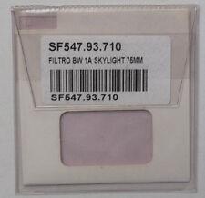 PRL) SINAR SKY 1 A BW 1A SKYLIGHT 75 mm FILTRO FILTRE FILTER FILTAR SF547.93.710