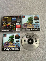 PLAYSTATION 1 GAME _CROC : LEGEND OF THE GOBBOS + MANUAL