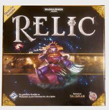 Relic Brettspiel - Warhammer 40k - Deutsch