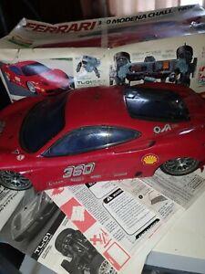 Vintage Retro Tamiya Ferrari 360 Modena Challenge