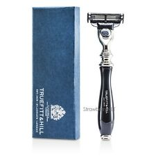 Truefitt & Hill Wellington Mach III Chrome Razor - Ebon 1pc