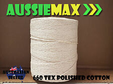 660 Tex Polished Cotton For Arts Crafts Decoration and More