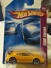 Hot Wheels Lotus Esprit TEAM: Exotics Yellow